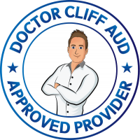 Doctor Cliff AUD Approved Provider