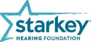 Starkey Hearing Foundation Logo